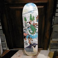 "{MAGICAL MOSH MISFITS} ""SHIKI PRO MODEL 5 ~MY BACKYARD~"" DECK"