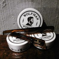 {WOLFMAN} WOLFMAN - HAND MADE COMB