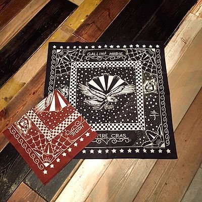 "画像1: {SNOID} ""Tuttle"" BANDANA"