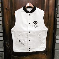 {NORTH NO NAME} STENCIL VEST