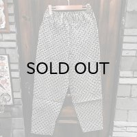 "{NO MAD NUMSKULL} ORIGINAL PATTERN LONG PANTS / ""死"""