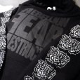 "画像3: {RAFFISH DOG ORIGINAL} ""RFD"" SWEAT P/O PARKA / BLACK (3)"
