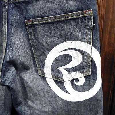 "画像5: {ROLLING CRADLE} THUNDER GATE DENIM 1st ""damage type"" / INDIGO"