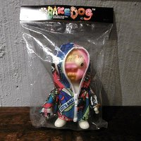 {ROLLING CRADLE} OBAKE DOG FIGURE