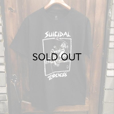 "画像1: {SUICIDAL TENDENCIES} ""old school skater"" T-SHIRTS / BLACK"