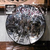 {No Mercy}  Widespread Bloodshed, Love Runs Red - Collectors Edition Picture Disc