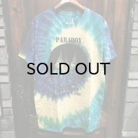 "{PARADOX} ""Any Colour"" DYE S/S T-SHIRTS / BLUE×GREEN×YELLOW / (L)"