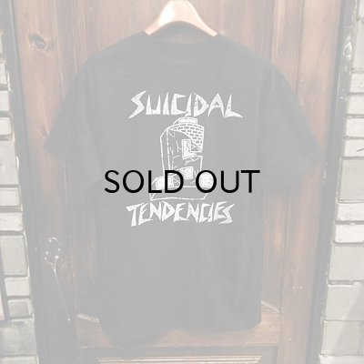 "画像2: {SUICIDAL TENDENCIES} ""YOU CAN'T BRING ME DOWN"" T-SHIRTS / BLACK"