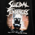 "画像3: {SUICIDAL TENDENCIES} ""YOU CAN'T BRING ME DOWN"" T-SHIRTS / BLACK (3)"