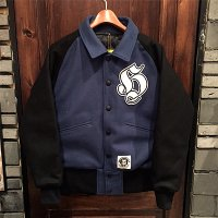 {HEX ANTISTYLE} Stadium Jacket