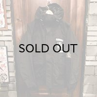 {NO MAD NUMSKULL} Nylon Parka / BLACK / (M)