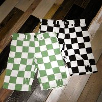 "{WEIRDO} ""CHECKER"" - SHORTS"