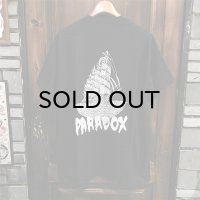 "{PARADOX} ""Ship"" S/S T-SHIRTS / BLACK"