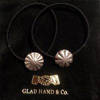 {GLAD HAND} GH HAIR BAND / COIN / SILVER900