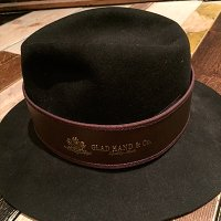 {GLAD HAND} GH HAT - LEATHER BAND