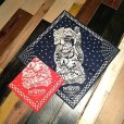 "画像1: {EROSTIKA}  ""KING OF JUNKYARD"" BANDANA (1)"