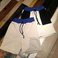 {NO MAD NUMSKULL} ORIGINAL PATTERN SWEAT SHORTS / (M)