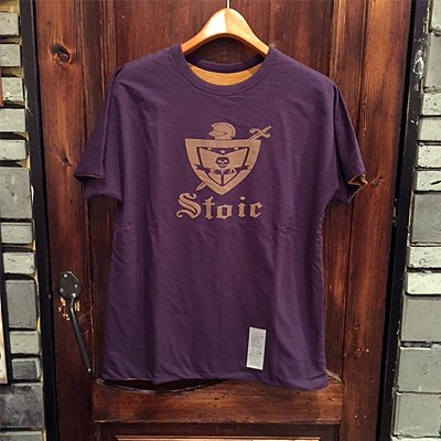 "画像1: {5 WHISTLE} ""Stoic"" W Face Tee"
