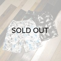 "{NO MAD NUMSKULL} ORIGINAL PATTERN SHORT PANTS / ""collaboration"""