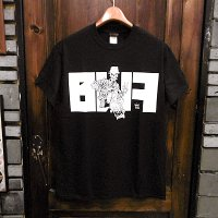 "{BEOWULF} ""BWF SKATE"" T-SHIRTS / BLACK"