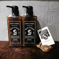 {WOLFMAN} WOLFMAN - SHAMPOO & CONDITIONER