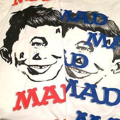 """画像1: {PSYCHO WORKS}  """"MAD"""" L/S-Tee"""
