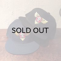 "{DOG TOWN} ""WINGS"" CAP"