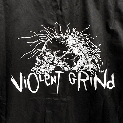 "画像5: {VIOLENT GRIND} ""Pushead"" COACH JACKET"