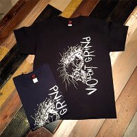 "{VIOLENT GRIND} ""LARGE PUSHEAD"" S/S T-SH"