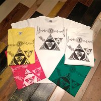 "{NO MAD NUMSKULL×赤松ヒトデ}  ""flyer"" S/S-Tee"