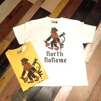 "{NORTH NO NAME} ""MONKEY BUSINESS"" T-SHIRTS"