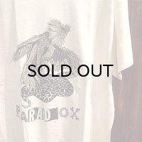 "{PARADOX} ""rooster&snake2"" S/S T-SHIRTS"