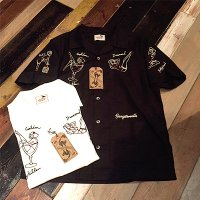 "{GANGSTERVILLE} ""LADY KILLER"" - S/S SHIRTS"