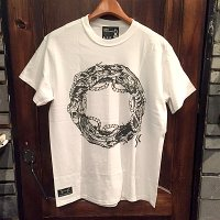 "{HEX ANTISTYLE}  ""Skull Ring"" S/S T-SHIRTS"
