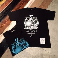 "{ANARC of hex} ""telomere"" T-SHIRTS"