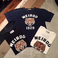 "{WEIRDO} ""THE CIRCUS"" S/S T-SHIRTS"