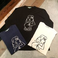 """{5 WHISTLE} """"OH BABY !"""" L/S Tee"""