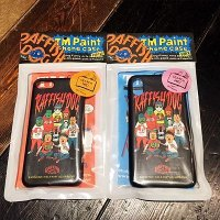 {THE-B-MART × RAFFISH DOG} iPhone case / 7,8 / X