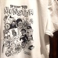 "画像1: {SNOID} ""NEPTUNE MONSTER"" T-shirts  (1)"