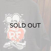 "{SNOID} R.F. ""Classic RED"" Crew neck SWEAT"
