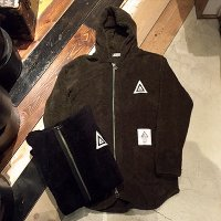 "{ANARC of hex} ""BOA FLEECE HOODED LONG"""