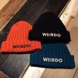 画像1: {WEIRDO} SUMMER KNIT CAP (1)