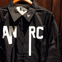 "{ANARC of hex} ""ACT"" COACH JACKET"