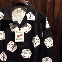 "{GANGSTERVILLE} ""TUMBLING DICE"" - L/S SHIRTS"