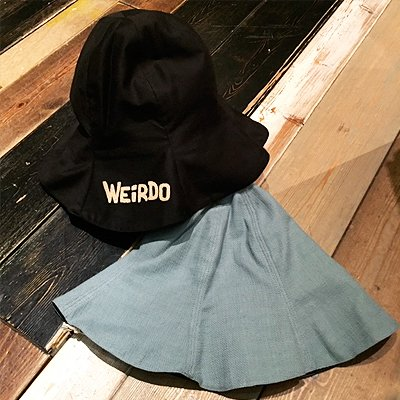 画像1: {WEIRDO} MONSTERS - HAT