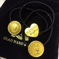 {GLAD HAND} GH HAIR BAND