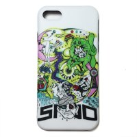 "{SNOID} ""SICK OF LIVING IN WORLD"" for iPhone 7/8, X/Xs"