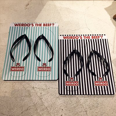画像2: {WEIRDO} WINDY'S - BEACH SANDAL