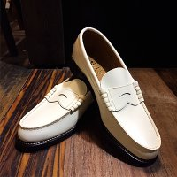 {GLADHAND×REGAL} MEN'S COIN LOAFERS - SHOES