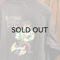 "{SNOID} ""CUTTING EDGE"" L/S T-shirts"
